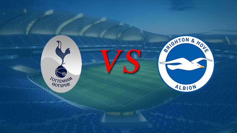 Brighton vs. Spurs news site