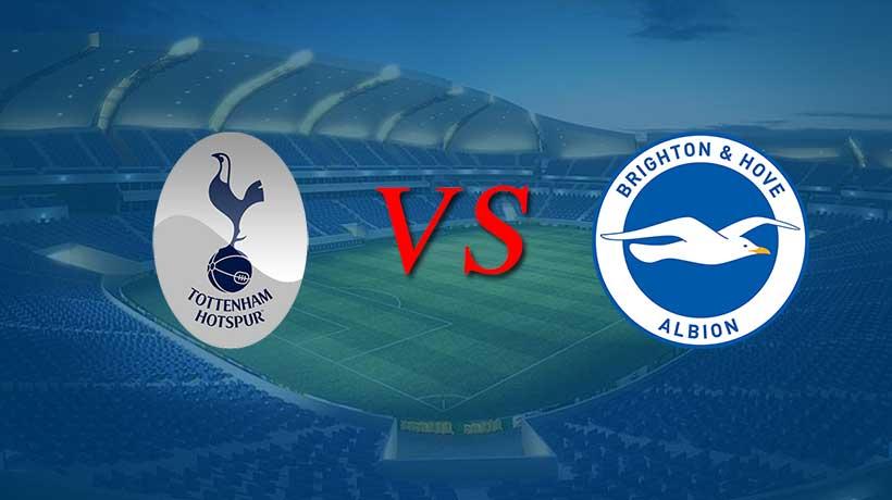 Brighton vs. Spurs news site